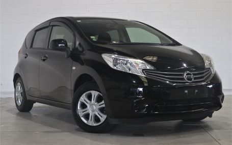 2013 Nissan Note X DIG-S 72,000 KMS Test Drive Form