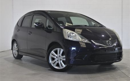2008 Honda Fit RS SPORTY HATCH Test Drive Form