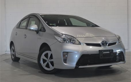 2012 Toyota Prius SAVE ON GAS Test Drive Form