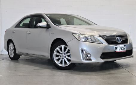 2011 Toyota Camry HYBRID G PACKAGE Test Drive Form
