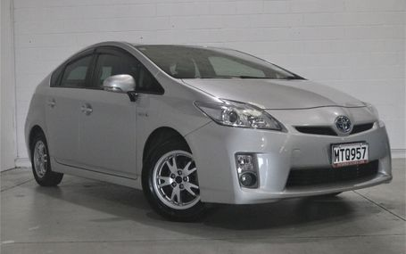 2011 Toyota Prius S HYBRID Test Drive Form