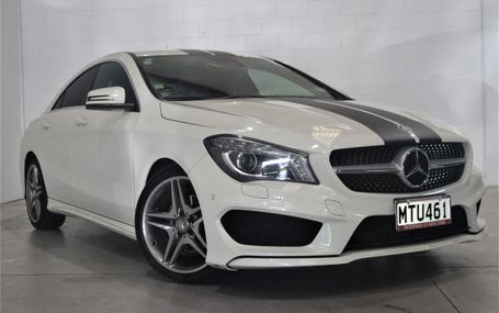 2014 Mercedes-Benz CLA 180