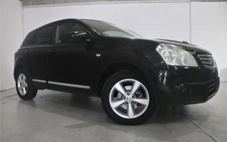 2010 Nissan Dualis 20G 4WD Test Drive Form