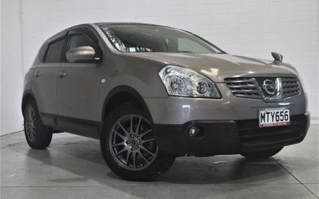 2008 Nissan Dualis 20G NO DEPOSIT TERMS Test Drive Form