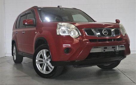 2011 Nissan X-Trail F/L NICE COLOUR Test Drive Form