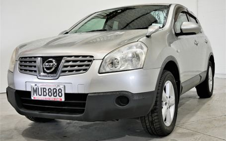 2009 Nissan Dualis 6 AIRBAGS Test Drive Form