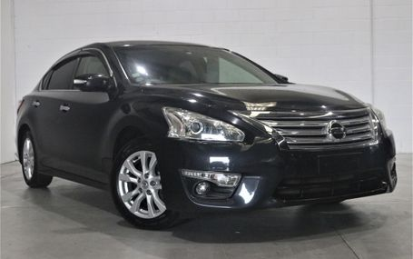 2014 Nissan Teana XL A VERY TIDY EXAMPLE Test Drive Form
