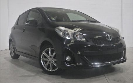 2011 Toyota Vitz RS Test Drive Form