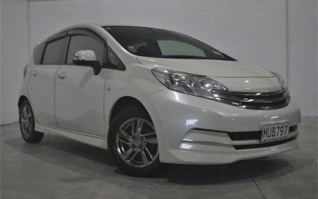 2013 Nissan Note SPORTY HATCH Test Drive Form