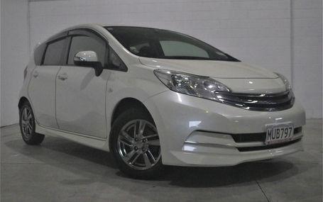 2013 Nissan Note SPORTY HATCH Test Drive Form