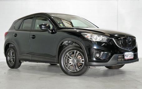 2013 Mazda CX-5 XD DIESEL POWER Test Drive Form