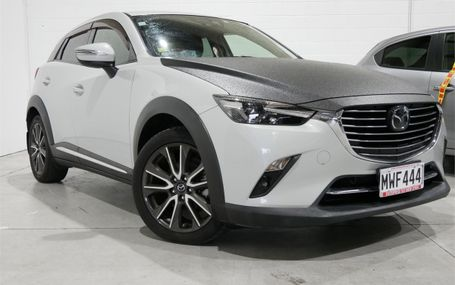 2015 Mazda CX-3 MULTIPLE AIRBAGS Test Drive Form