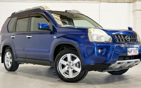 2009 Nissan X-Trail 20X AWESOME COLOUR Test Drive Form