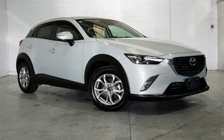 2015 Mazda CX-3 XD 52,000 KMS Test Drive Form