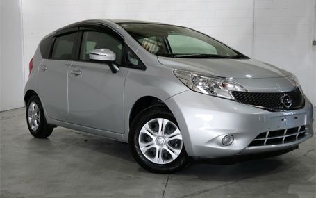2015 Nissan Note X 8,000 KMS Test Drive Form