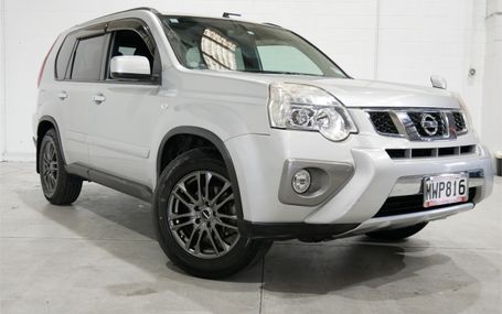 2011 Nissan X-Trail 25X X-TREME 4X4 Test Drive Form