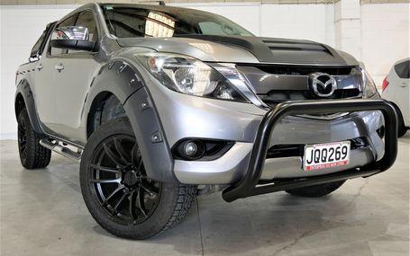 2016 Mazda BT-50