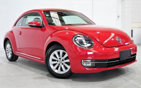 2013 Volkswagen Beetle 4 AIRBAGS Test Drive Form