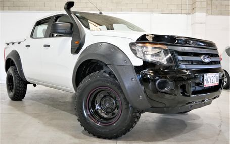 2014 Ford Ranger WHAT A LOOKER BIG FATS Test Drive Form