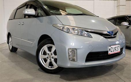 2009 Toyota Estima