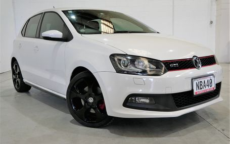 2012 Volkswagen Polo GTI 1.4 Test Drive Form