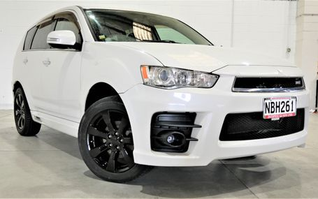 2010 Mitsubishi Outlander ROADEST MS Test Drive Form