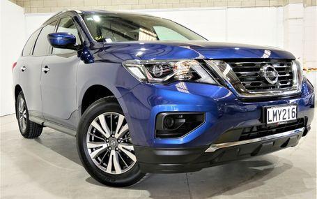 2018 Nissan Pathfinder ST 22,000 KMS Test Drive Form