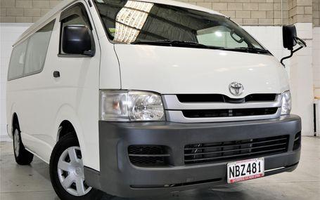 2009 Toyota Hiace
