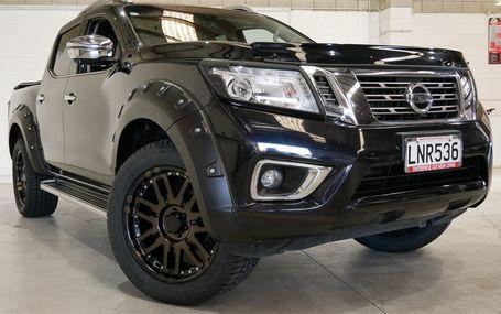 2018 Nissan Navara ST-X NEW RIMS- KIT-FLARES Test Drive Form