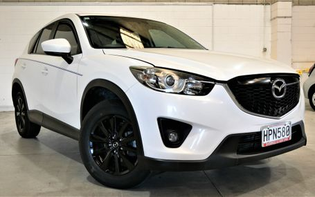 2014 Mazda CX-5 GSX 4WD Test Drive Form
