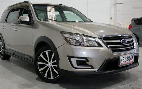 2016 Subaru Exiga