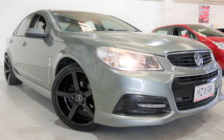 2015 Holden Commodore VF SV6 3.6 Test Drive Form
