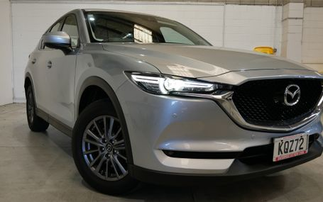 2017 MAZDA CX-5 GSX 4WD NEW SHAPE NZ NEW Test Drive Form
