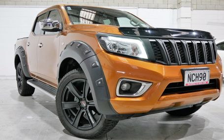 2019 Nissan Navara ST 2.3D 23,000 kms NEW RIMS Test Drive Form
