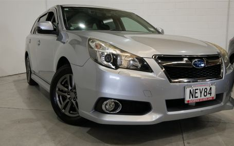 2013 Subaru Legacy EYESIGHT MODEL Test Drive Form