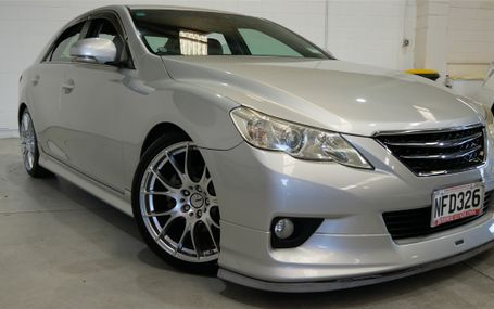 2009 Toyota Mark-X