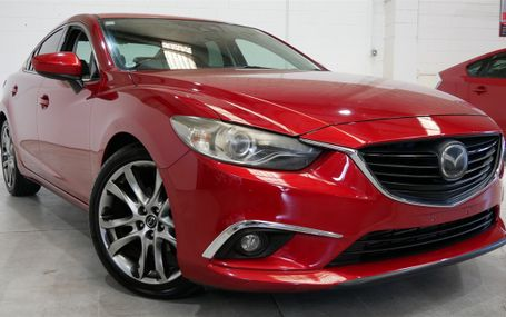 2013 Mazda Atenza L PACKAGE Test Drive Form