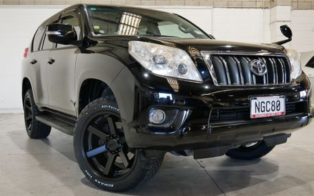 2009 Toyota Land Cruiser Prado