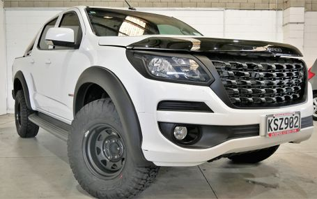 2017 Holden Colorado LT 45,000 KMS Test Drive Form