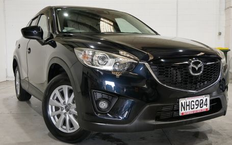 2014 MAZDA CX-5 XD 4WD MULTIPLE AIRBAGS Test Drive Form