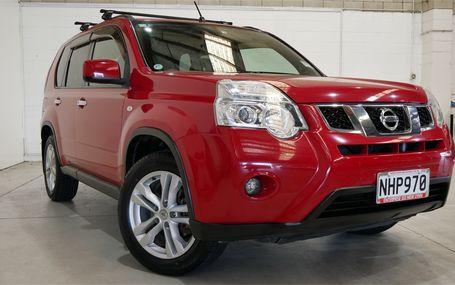 2012 Nissan X-Trail