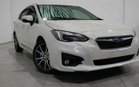 2019 Subaru Impreza 2.0 I-L 33,000 KMS Test Drive Form