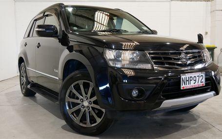 2013 Suzuki Escudo