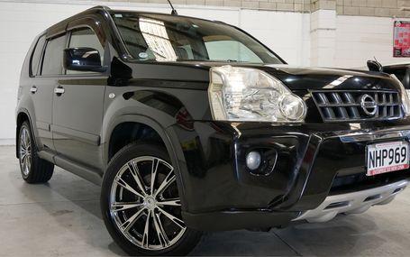 2007 Nissan X-Trail 20X 4WD POPULAR SUV Test Drive Form