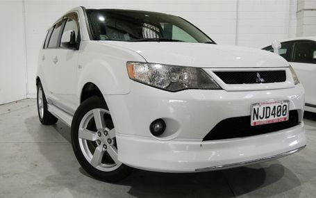 2006 Mitsubishi Outlander 4WD 24G 7 SEATER Test Drive Form