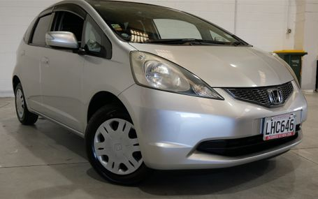 2009 HONDA Fit HATCH GREAT ON GAS Test Drive Form