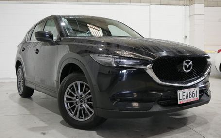 2018 MAZDA CX-5 GSX 4WD NZ NEW Test Drive Form
