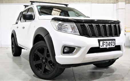 2015 NISSAN Navara DX 2.5 48,000 KMS Test Drive Form