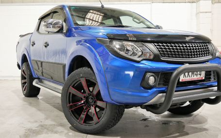 2017 Mitsubishi Triton VRX BODY KIT- NEW RIMS Test Drive Form