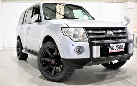 2006 MITSUBISHI Pajero EXCEED X 4WD - 7 SEATER AWESOME  Test Drive Form
